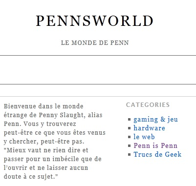 pennsworld